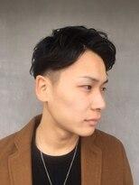 クリアーオブヘアー 本山店(CLEAR of hair)ツーブロ+パーマ