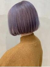 ソース ヘア アトリエ(Source hair atelier)【SOURCE】ラベンダー