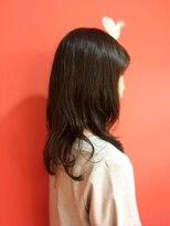 ライフヘアデザイン(Life hair design)ふんわりミディアム