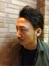 アオイヘアー(AOE hair)メンズポイントパーマ