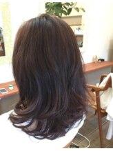 パーチェム ヘア デザイン(Pacem hair design)《当店人気No.1カラー》ラベンダーアッシュ×イルミナ