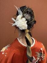 コレットヘア(Colette hair)◎卒業式セット◎