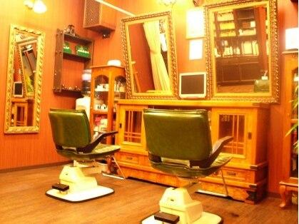 アシン ヘア ルーム 要町店(ahsin hair room)の写真
