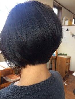 ヘアリゾート リーフ(Hair resort Reef)の写真/指名料なし!髪質・骨格に合わせたカット技術、自宅でのケア、スタイリング方法も丁寧にお教えします♪