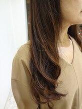 ヘアサロンアート(hair salon a^-to)大人の明るめグレイカラー&ハイライト