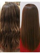 開放的な空間で癒しのひとときを・・・頭皮ケア、髪質改善で綺麗な髪をキープ!