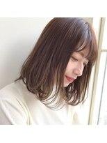 【GARDEN伊藤愛子】ショコラブラウンミディアム