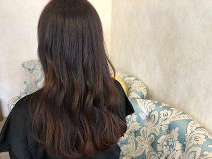ヘアーエクラ(hair eclat)の写真
