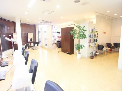 ハローズヘアデザイン 鶴瀬店の写真