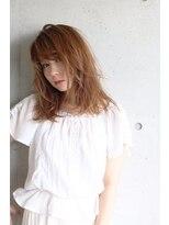 エヌ(N / 92co.)N/92co. 切りっぱなしふわミディ