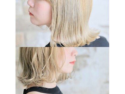 ヘアーサロンデフォーエバールークス(hairsalon de Forever Lux)の写真