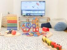 ル コンテ 箕面 小野原店(Le conte)の雰囲気(kidsroom完備。お子様連れのお客様も大歓迎です。)