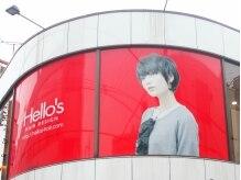 ハローズヘアデザイン 鶴瀬店の雰囲気(鶴瀬駅東口徒歩1分☆ラーメン屋さんの2Fです。【鶴瀬店】)