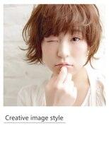 ヴェローグ シェ ブー(belog chez vous hair luxe)【Creative image styel】襟足外ハネ元気ショート