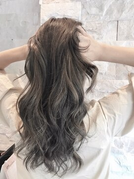 グランツヘアデザイン 四谷(GRANZ hair design)マーメイドアッシュ★エフォートレスヘア