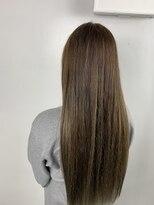 トータルビューティーパッションミュージアム(Total Beauty Passion museum)断毛を抑えた美髪ハイライト