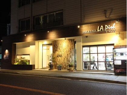 HAIR&FACE LA・Pish