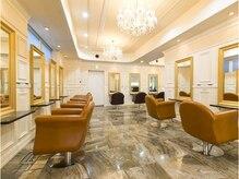オーブ ヘアー ギンザ 銀座2号店(AUBE HAIR ginza)の雰囲気(こだわりを随所に感じる贅沢空間。極上のリラックスタイムに。)