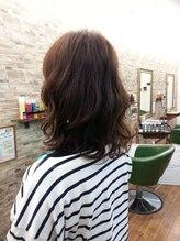 ヘアスタジオ アンジェリカ(Hair Studio Angelica)ゆるふわパーマ