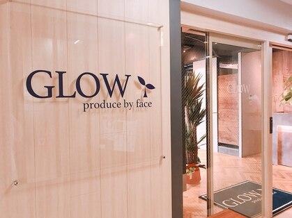 グロウプロデュースバイフェイス(GLOW produce by face)の写真