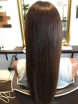 ブレスヘアーデザイン(BLESS HAIR DESIGN)自分史上最高☆うるツヤ髪