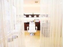 ハローズヘアデザイン 鶴瀬店の雰囲気(カーテンで仕切られているのでゆっくりくつろげます!!【鶴瀬店】)