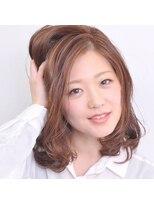 プレッジ(pledge)【pledge】 hair style -medium- #04