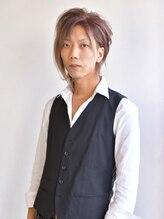 ヘアーハーツ 菊川店(Hair Hearts)SATO HISASHI