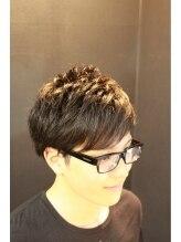 メンズオンリーサロン ノードヘア(MEN'S ONLY SALON NO DO HAIR)ツーグロック・ショート