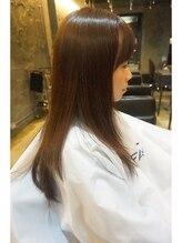 カラーのスペシャリストの白髪染めで、理想の発色、艶めく美髪を♪