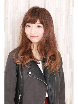 アッシュ 仙川店(Ash)【Ash仙川店】田中宏明 ナチュラル Iラインロング