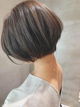 カーサ キッチン(KITCHEN)の写真/大人女性に圧倒的人気を誇るKITCHEN◇今のあなたに似合うスタイルとケアで、いつまでも美しく健やかな髪へ!
