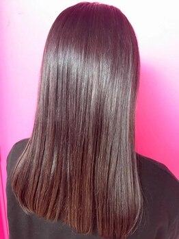 レヴェヘア rever hairの写真/[呉駅すぐ!]オーダーメイドストレートが好評◎トリートメントもプラスし、最上級のストレートを…♪