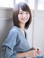 《Barretta/蒲田601》☆とろみストレート×大人ミディ☆