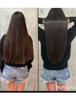 ジーナハーバー(JEANA HARBOR)【JEANAHARBOR後藤】ロングヘアは髪質改善でツヤ髪へ!