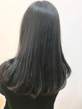 コンシャスヘア(CONSCIOUS HAIR)艶髪ロング