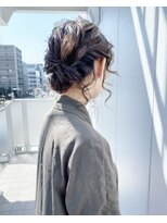hair arrange【Steed/立川】