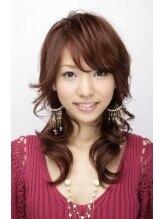 美容室 アネックス 松戸店(ANNEX)ふんわり巻き髪デジタルパーマ