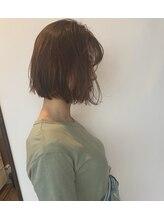 アングゥヘアーラボ(ungu hair labo)切りっぱなしbob