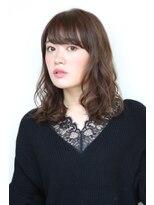 ヘアーメイク リアン 新田辺店(Hair Make REAN)◆REAN 京田辺/新田辺◆セミロングスタイル