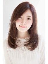 リボン ヘアー(Ribbon hair)広がりを抑え まとまり艶髪レイヤー