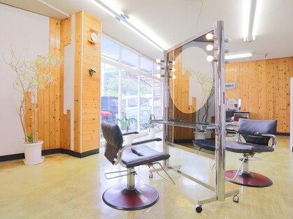 エルモア美容室の写真