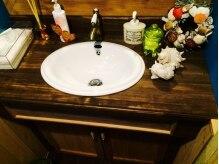 トルチェ(toRtue)の雰囲気(トイレの中までこだわりが♪ハンドメイドのオーダーです☆)