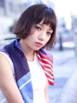 [Taylor] ☆オーキッドピンクxガーリーボブ