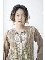 [Cafune/池袋]☆ショートデザインカラー☆