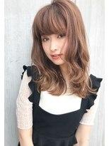 リコ(riko)圧巻の技術力で作り出す可愛いrikoヘア★レイヤー