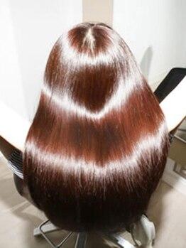 クールドセリエ 新宿南口店(Coeur de cellier)の写真/一人ひとりのお悩みと真剣に向き合い髪質やダメージの改善をサポート◎仕上がりは数多くのお客様から好評♪