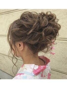 ヘアメイクアート(Hair make Art)浴衣のクーポン始めました☆予約殺到になる為お早めに!
