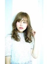 ブルーム ヘア デザイン(bloom hair design)【6月OPEN!】(人気スタイル)ナチュラルレイヤースタイル