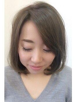 美容室チェーロの写真/白髪が気になり始めた方に!おしゃれに、でもしっかりカバーして360度どこから見てもキレイな髪に♪